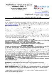 Hinweise-BFD - Paritaetischer-freiwillige.de