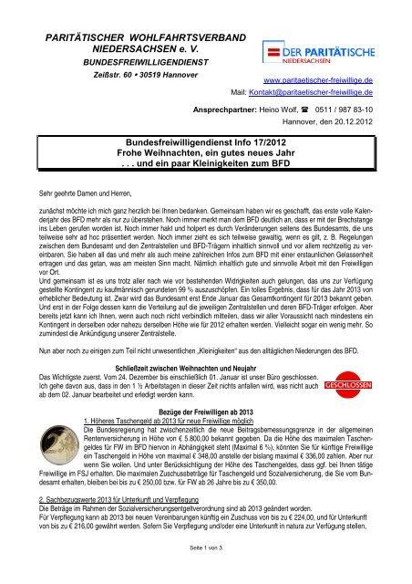 Info 12-17 - Paritaetischer-freiwillige.de