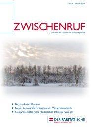 Ausgabe 54 - Landesverband Paritätischer Niedersachsen e.V.