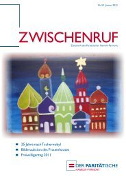 Ausgabe 52 - Landesverband Paritätischer Niedersachsen e.V.