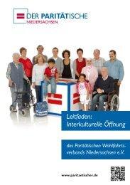 Leitfaden: Interkulturelle Öffnung - Landesverband Paritätischer ...