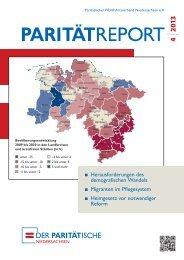 PR_04_2013 - Landesverband Paritätischer Niedersachsen e.V.