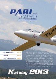 Katalog 2013 - Paritech