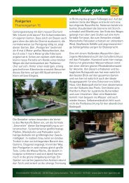 15. Poolgarten - Park der Gärten