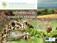 Projektno glasilo št.3 [ pdf,1.234 Kb ] - Krajinski park Goričko