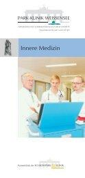 Innere Medizin - Park Klinik Weißensee
