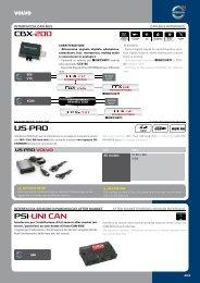 US-PRO PSI- UNI CAN CBX- 200 - parkeersensoren.com