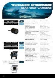 telecamere retrovisione rear view cameras - parkeersensoren.com