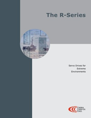 R-Series Guide - Copley Controls