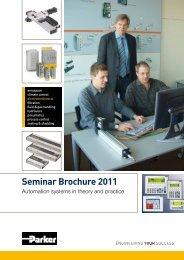 Seminar Brochure 2011