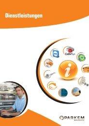 Dienstleistungen - Parkem AG