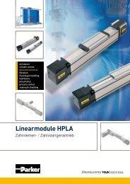 Linearmodule HPLA