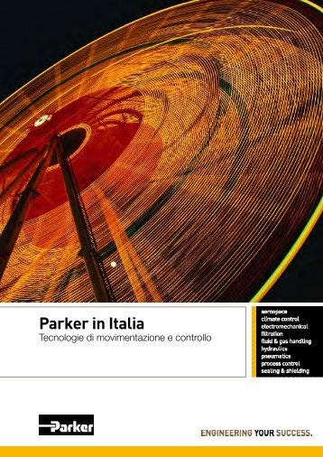 Parker in Italia