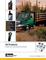 Oil Products - Parker