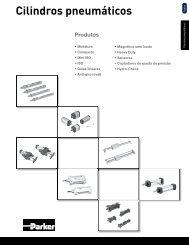 Pneumatica -Cilindros Pneumáticos