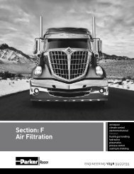 Section: F Air Filtration - Diesel USA Group