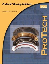 ProTech Bearing Isolators - Parker