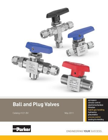 Ball and Plug Valves, March 2010 - Ohio Valley Industrial Services