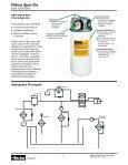Filtros de Alta Pressão - Parker - Page 6