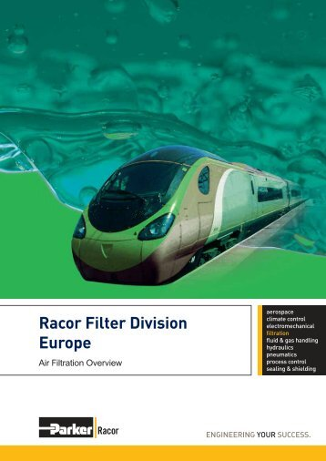 Racor Filter Division Europe - Parker