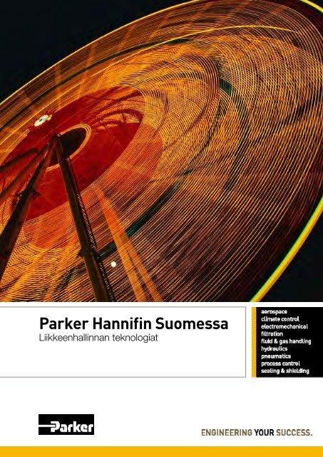 Parker Hannifin Suomessa