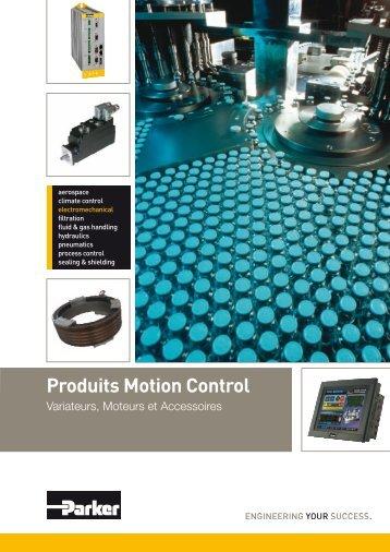 Produits Motion Control