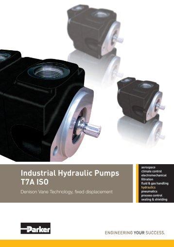 Catalog hy09 0500 for Parker hydraulic motors catalog