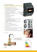 Überhitzungsregler für bipolare elektronische ... - Parker - Seite 3