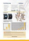 Überhitzungsregler für bipolare elektronische ... - Parker - Seite 6
