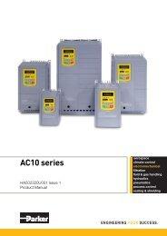 AC10 series - Parker