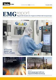 Download EMG Report (pdf) - Parker