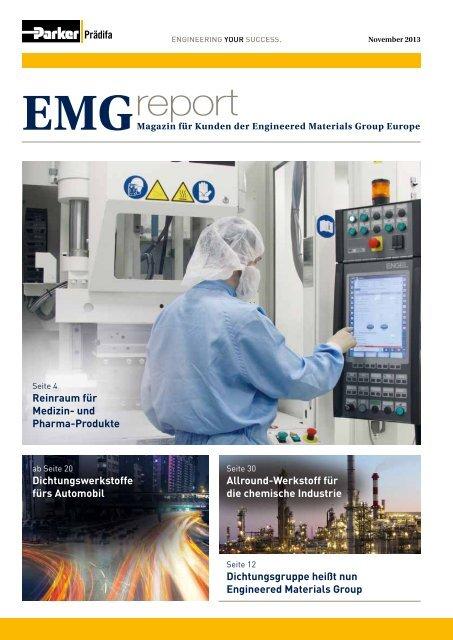 Download EMG Report (pdf) - Parker