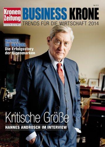 Business Krone Wirtschaft_140514
