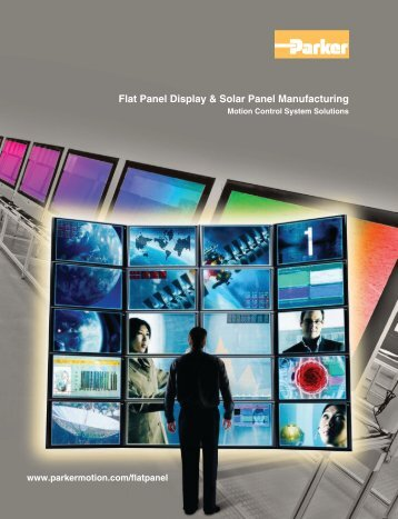 Flat Panel Display & Solar Panel Manufacturing