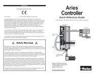 Aries Controller