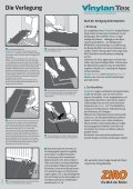 Verlege- und Pflegeanweisung - Parkett-Store24 - Seite 2
