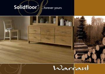 Solidfloor Warrant - Parkett-Store24
