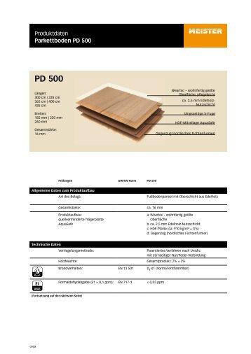 PD 500 - Parkett-Store24