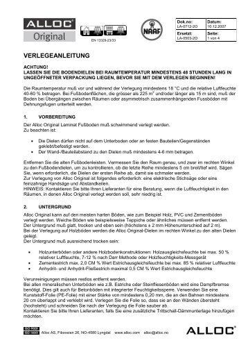 PRODUCT DESCRIPTION - Parkett-Store24