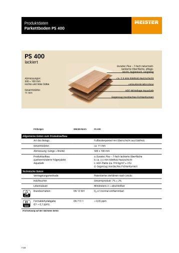 PS 400 - Parkett-Store24