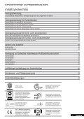 Verlege- und Pflegeanweisung Boden - Page 3