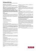 Verlegeanleitung für den leisen Laminatboden mit ... - Parkett-Store24 - Page 3