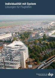 Individualität mit System Lösungen für Flughäfen - DIP Deutsche ...