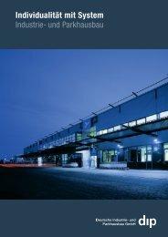 Unternehmensbroschüre Download PDF | 2 MB - DIP Deutsche ...