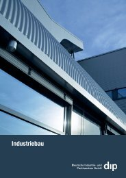 Industriebau Download PDF | 2 MB - dip Deutsche Industrie- und ...