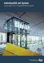 Lösungen für Flughafenterminals Download PDF - DIP Deutsche ...