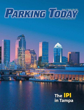 The IPI in Tampa The IPI in Tampa - Parking Today