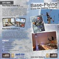 City-trips KontaKt www.base-flying.de - Park Inn by Radisson Berlin