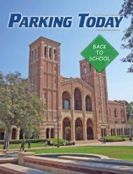 BACK TO SCHOOL BACK TO SCHOOL - Parking Today