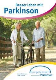 Besser Leben mit Parkinson.pdf - Deutsche Parkinson Vereinigung eV